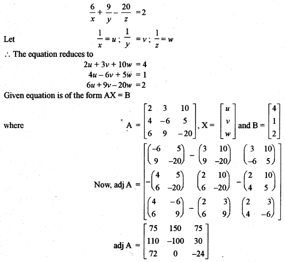 ISC Maths Question Paper 2011 Solved for Class 12 image - 15