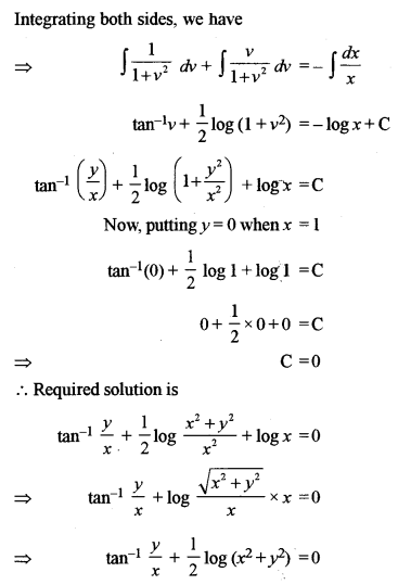 ISC Maths Question Paper 2011 Solved for Class 12 image - 39