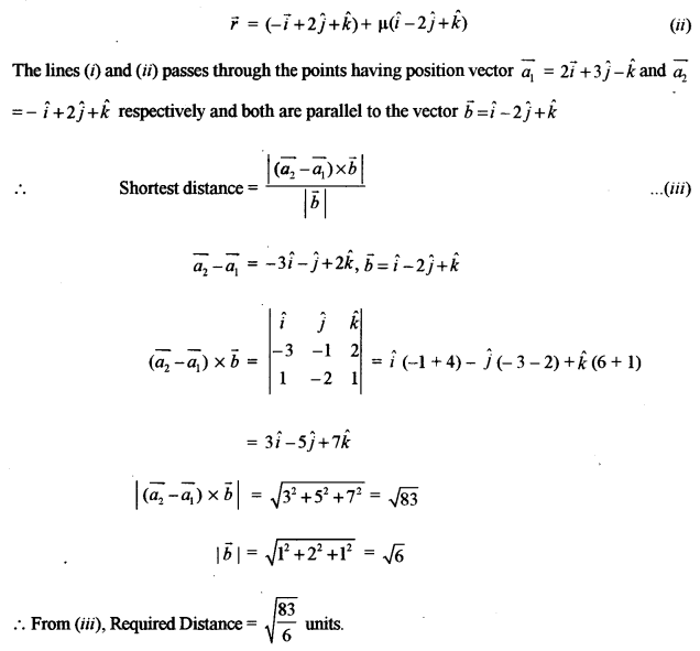 ISC Maths Question Paper 2011 Solved for Class 12 image - 43