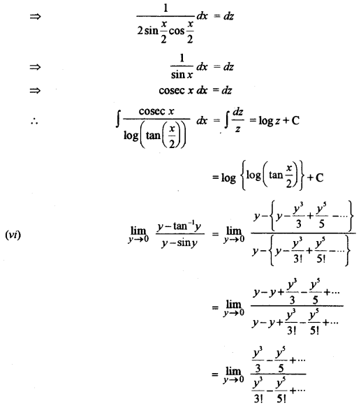ISC Maths Question Paper 2011 Solved for Class 12 image - 7