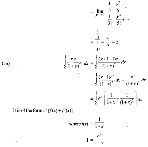 ISC Maths Question Paper 2011 Solved for Class 12 image - 8