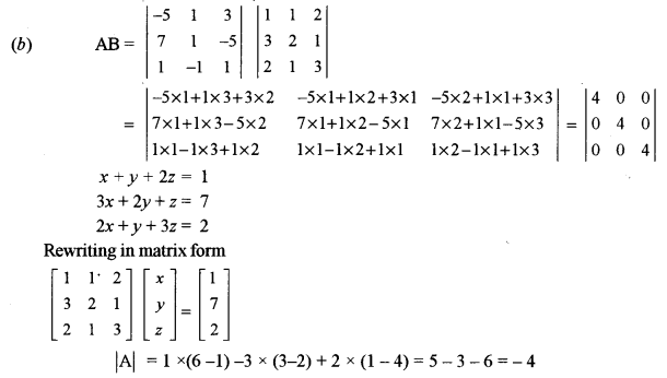 ISC Maths Question Paper 2012 Solved for Class 12 image - 12