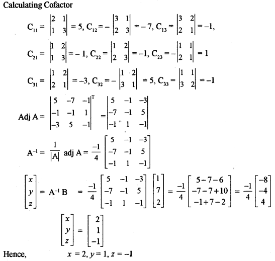 ISC Maths Question Paper 2012 Solved for Class 12 image - 13