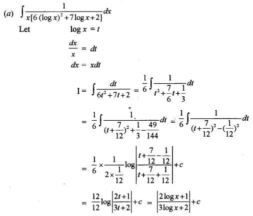 ISC Maths Question Paper 2012 Solved for Class 12 image - 22