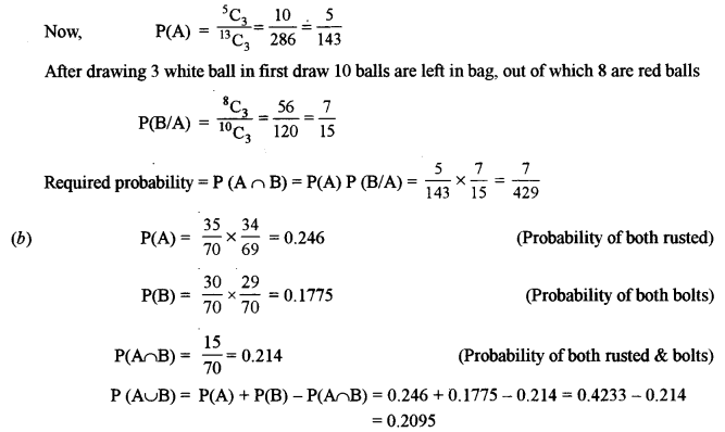 ISC Maths Question Paper 2012 Solved for Class 12 image - 28