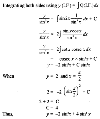 ISC Maths Question Paper 2012 Solved for Class 12 image - 32