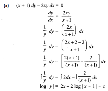 ISC Maths Question Paper 2014 Solved for Class 12 image - 11