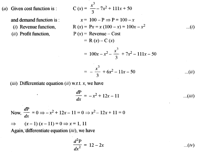 ISC Maths Question Paper 2014 Solved for Class 12 image - 49