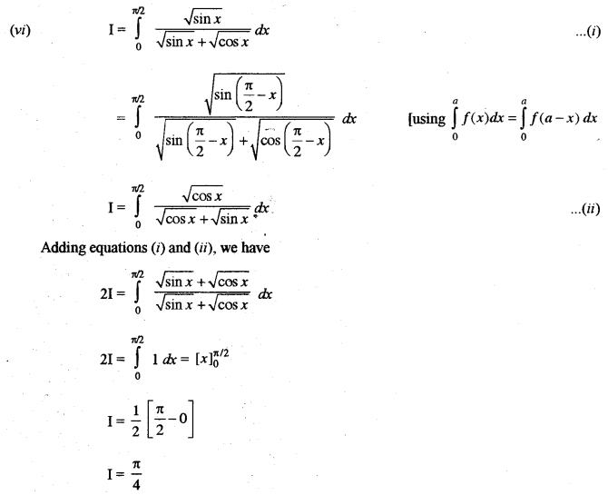 ISC Maths Question Paper 2014 Solved for Class 12 image - 6