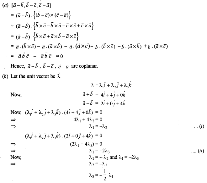 ISC Maths Question Paper 2016 Solved for Class 12 image - 32