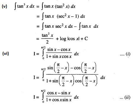 ISC Maths Question Paper 2016 Solved for Class 12 image - 4