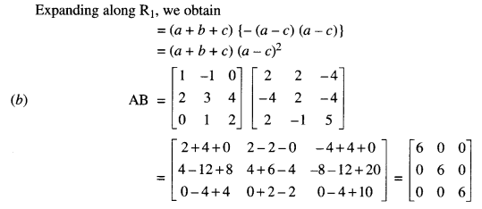 ISC Maths Question Paper 2017 Solved for Class 12 image - 10