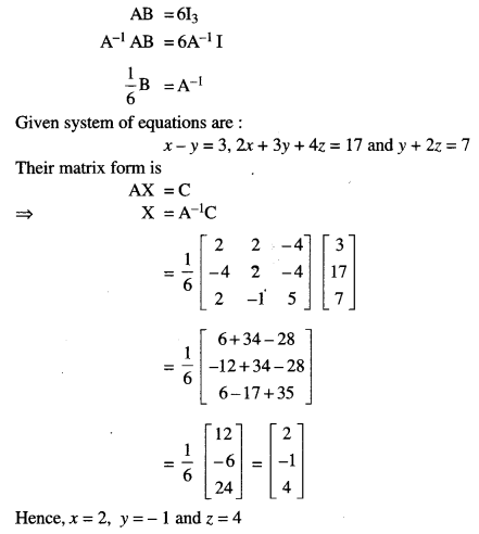 ISC Maths Question Paper 2017 Solved for Class 12 image - 11