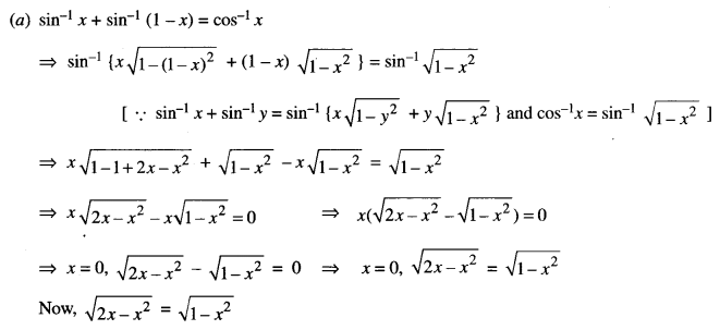 ISC Maths Question Paper 2017 Solved for Class 12 image - 12