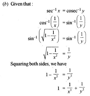 ISC Maths Question Paper 2019 Solved for Class 12 image - 15
