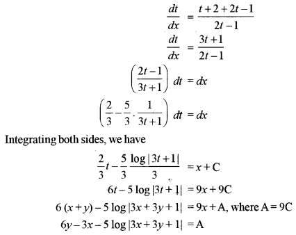 ISC Maths Question Paper 2019 Solved for Class 12 image - 32