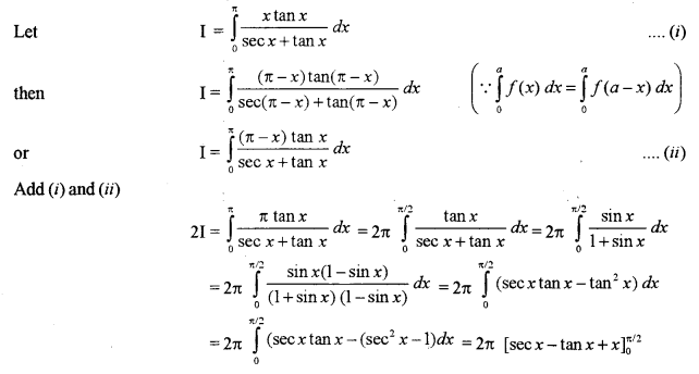 ISC Maths Question Paper 2019 Solved for Class 12 image - 43