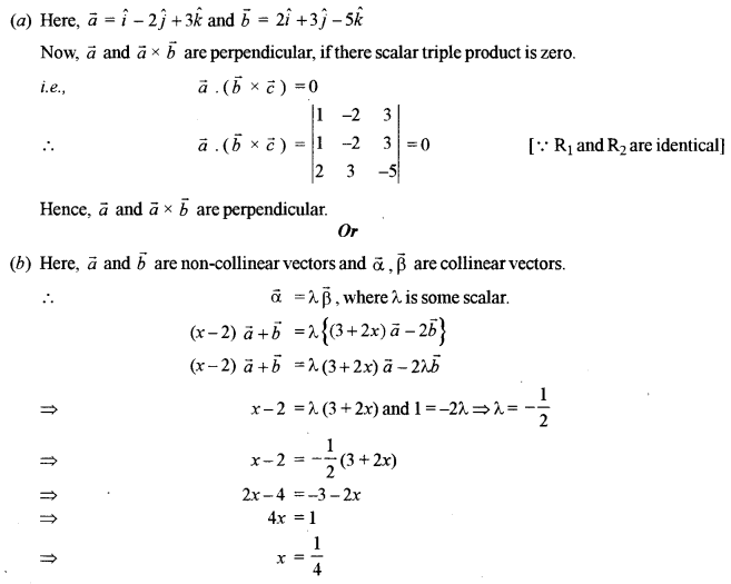 ISC Maths Question Paper 2019 Solved for Class 12 image - 51