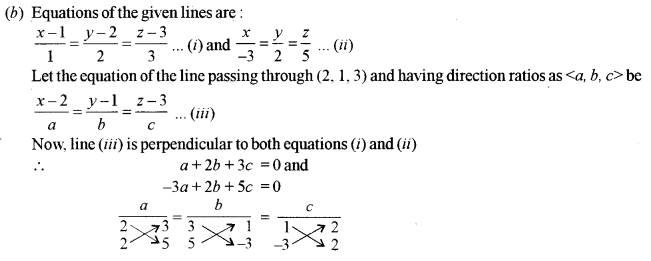 ISC Maths Question Paper 2019 Solved for Class 12 image - 54