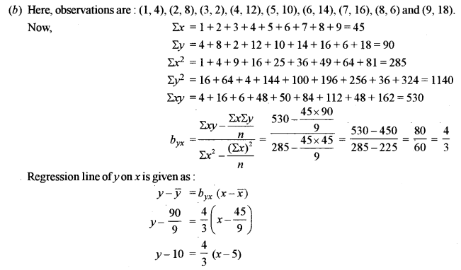 ISC Maths Question Paper 2019 Solved for Class 12 image - 60