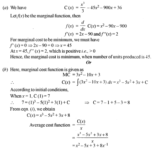 ISC Maths Question Paper 2019 Solved for Class 12 image - 62