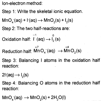Plus One Chemistry Improvement Question Paper Say 2017, 13