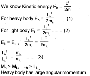 Plus One Physics Improvement Question Paper Say 2017, 5