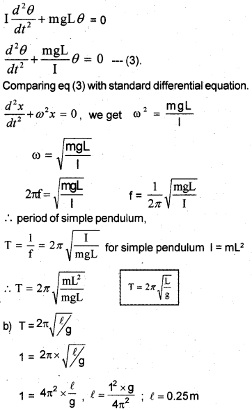 Plus One Physics Previous Year Question Paper March 2019, 24