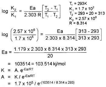 Plus Two Chemistry Previous Year Question Paper March 2019, 12
