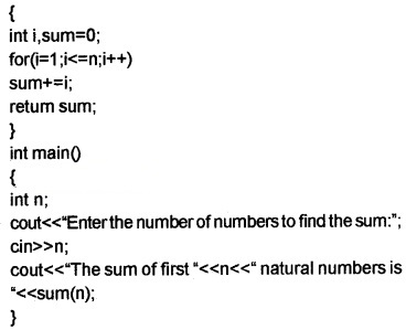 Plus Two Computer Application Chapter Wise Questions and Answers Chapter 3 Functions 3M Q33