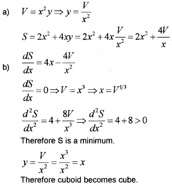 Plus Two Maths Previous Year Question Paper March 2019, 12