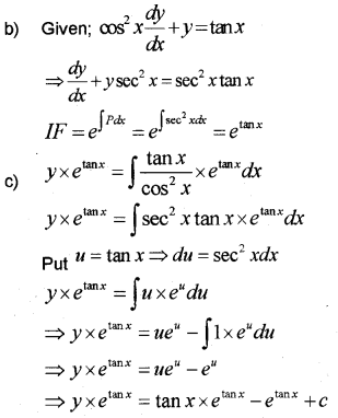 Plus Two Maths Previous Year Question Paper March 2019, 15