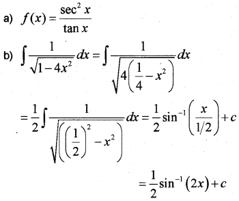 Plus Two Maths Previous Year Question Paper March 2019, 2