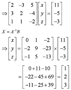 Plus Two Maths Previous Year Question Paper March 2019, 23