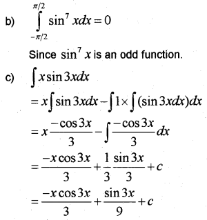 Plus Two Maths Previous Year Question Paper March 2019, 28