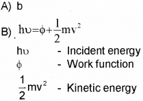 Plus Two Physics Chapter Wise Previous Questions Chapter 11 Dual Nature of Radiation and Matter 15
