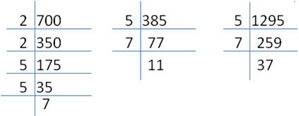 RS Aggarwal Solutions Class 10 Chapter 1 Real Numbers 1a 14.1