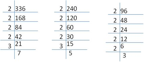 RS Aggarwal Solutions Class 10 Chapter 1 Real Numbers 1a 16.1