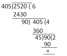 RS Aggarwal Solutions Class 10 Chapter 1 Real Numbers 1a 4.1