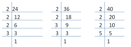 RS Aggarwal Solutions Class 10 Chapter 1 Real Numbers 1a 6.1