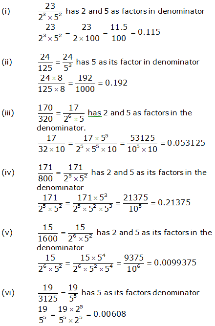 RS Aggarwal Solutions Class 10 Chapter 1 Real Numbers 1b 2.1