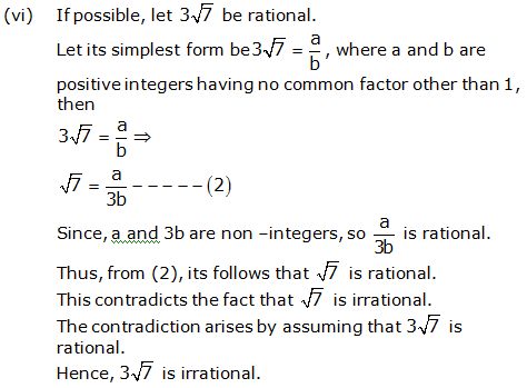 RS Aggarwal Solutions Class 10 Chapter 1 Real Numbers 1c 3.3