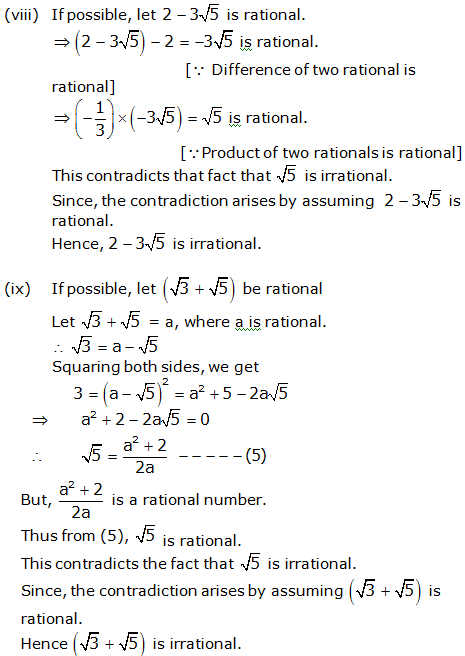 RS Aggarwal Solutions Class 10 Chapter 1 Real Numbers 1c 3.5
