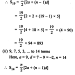 RS Aggarwal Solutions Class 10 Chapter 11 Arithmetic Progressions Ex 11C 1.1
