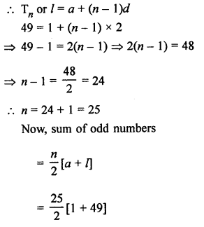 RS Aggarwal Solutions Class 10 Chapter 11 Arithmetic Progressions Ex 11C 12.1