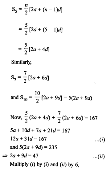 RS Aggarwal Solutions Class 10 Chapter 11 Arithmetic Progressions Ex 11C 20.1