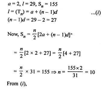 RS Aggarwal Solutions Class 10 Chapter 11 Arithmetic Progressions Ex 11C 21.1