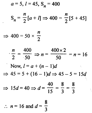 RS Aggarwal Solutions Class 10 Chapter 11 Arithmetic Progressions Ex 11C 24.1