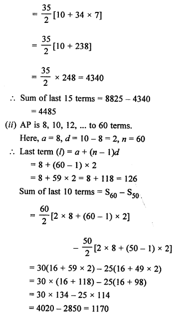 RS Aggarwal Solutions Class 10 Chapter 11 Arithmetic Progressions Ex 11C 34.2