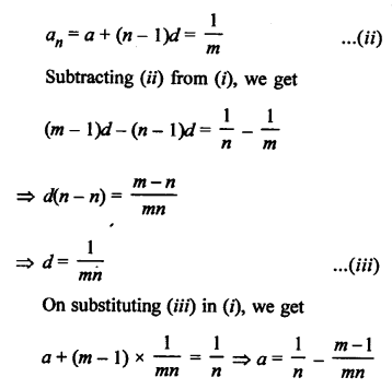 RS Aggarwal Solutions Class 10 Chapter 11 Arithmetic Progressions Ex 11C 7.1